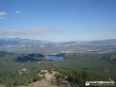 Abantos y Cuerda Escurialense;zona norte parque natural alto tajo pueblos de madrid con encanto